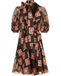 Temperley London - Elinor Mini Dress - Lyst