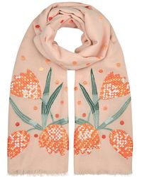 Temperley London - Bourgeois Embroidery Scarf - Lyst