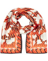 Temperley London - Odyssey Square Scarf - Lyst