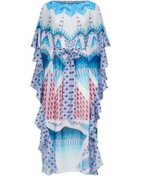 Temperley London - Cote Sunshade Kaftan - Lyst