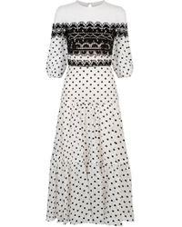 Temperley London - Prix Midi Dress - Lyst