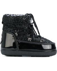 Chiara Ferragni - Glitter Moon Boots - Lyst