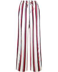 Monse - Striped Trousers - Lyst
