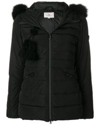Peuterey - Turmalet Fur Down Coat - Lyst