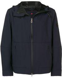 Peuterey - Hooded Zip Jacket - Lyst