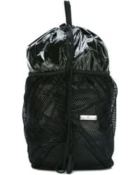 adidas By Stella McCartney Black Backpack - Multicolor