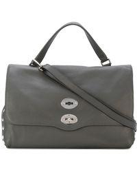Zanellato - Daily Postina Medium Leather Bag - Lyst