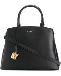 DKNY - Paige Large Shoulder Bag - Lyst