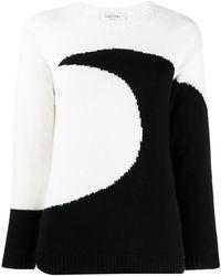 Valentino - Wool Sweater - Lyst