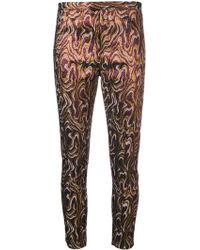 Isabel Marant - Sevada Printed Trousers - Lyst