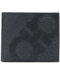 Ferragamo - Revival Maxy Leather Wallet - Lyst