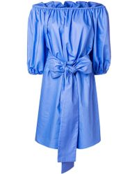 Stella McCartney - Cotton Dress - Lyst