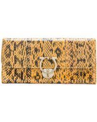 Ferragamo - Jetset Leather Wallet - Lyst