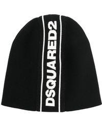 DSquared² - Written Logo Hat - Lyst