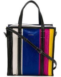 Balenciaga - Bazar Shopper Small Leather Shoulder Bag - Lyst