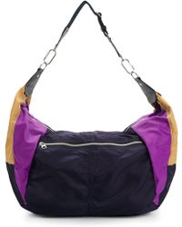 Isabel Marant - Lieven Nylon Crossbody Bag - Lyst