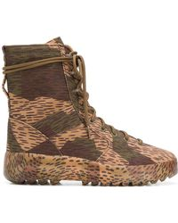 Yeezy - Season 6 Military Boots - Lyst