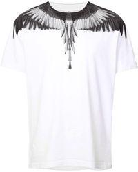 Marcelo Burlon - T-shirt Wings - Lyst