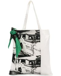 CALVIN KLEIN 205W39NYC - Museum Bag Andy Warhol - Lyst
