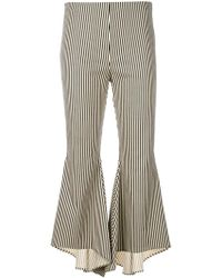 Alice + Olivia - Jinny Flare Trousers - Lyst