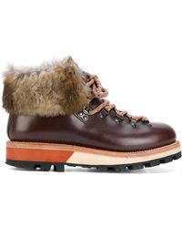 Woolrich - Mountain Leather Boots - Lyst
