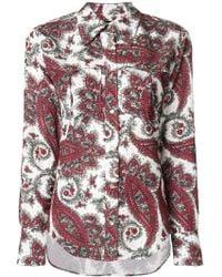 Isabel Marant - Tania Printed Shirt - Lyst