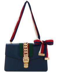 Gucci | Sylvie Shoulder Bag | Lyst