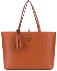 Tory Burch - Mcgraw Shopping Tote - Lyst