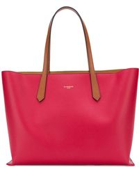 Givenchy - Gv Shopper Leather Bag - Lyst