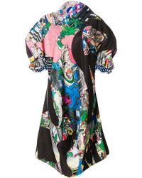 Comme des Garçons - Printed Dress - Lyst