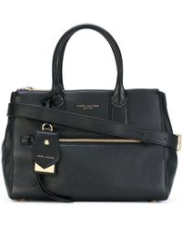 Marc Jacobs - Recruit Leather Tote Bag - Lyst