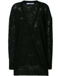 Givenchy - V Necked Over Pullover - Lyst