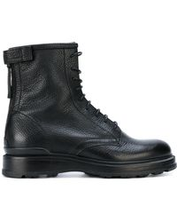 Woolrich - Chelsea Leather Boots - Lyst
