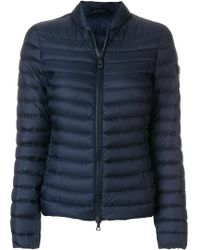 Peuterey - Blue Opuntia Down Jacket - Lyst