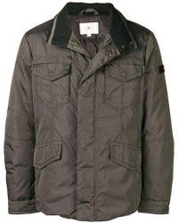 Peuterey - Stripes Jacket - Lyst