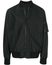 Versus - Lion And Logo Printed Winter Jacket - Lyst