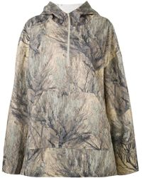 Yeezy - Printed Jacket - Lyst