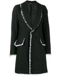 Comme des Garçons - Wool Coat - Lyst