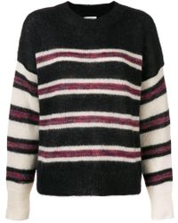 Étoile Isabel Marant - Horizontal Stripe Sweater - Lyst