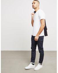 Michael Kors - Short Sleeve Sleek T-shirt White - Lyst