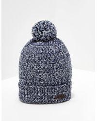 b771687401d Barbour Mens Fleece Lined Trapper Hat - Online Exclusive Black in ...