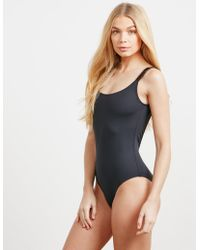 Moschino - Womens Swimsuit - Online Exclusive Black - Lyst