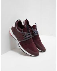HUGO - Hybrid Running-n, 's Low-top Sneakers - Lyst