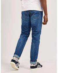 Carhartt WIP - Mens Vicious Regular Taper Jean Blue - Lyst