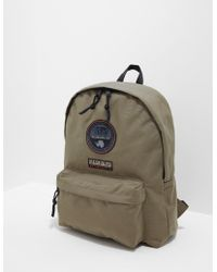 Napapijri - Voyage Backpack Green - Lyst