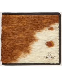 Vivienne Westwood | Mens Hunter Card Holder Brown | Lyst