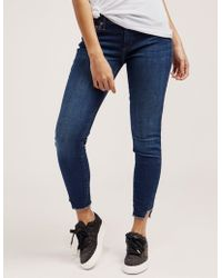 True Religion - Womens Halle Jeans Blue - Lyst