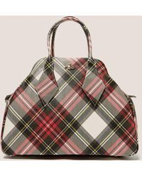 Vivienne Westwood - Womens Derby Large Bag Multi - Lyst