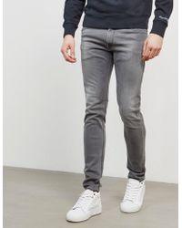 Replay - Mens Jondrill Skinny Jeans Grey - Lyst