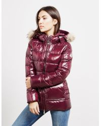 Pyrenex - Authentic Shiny Jacket Red - Lyst